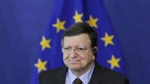 José Manuel Barroso, presidente da Comissão Europeia