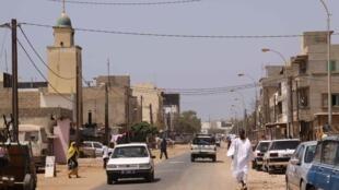Guédiawaye in the suburb of Dakar, Senegal