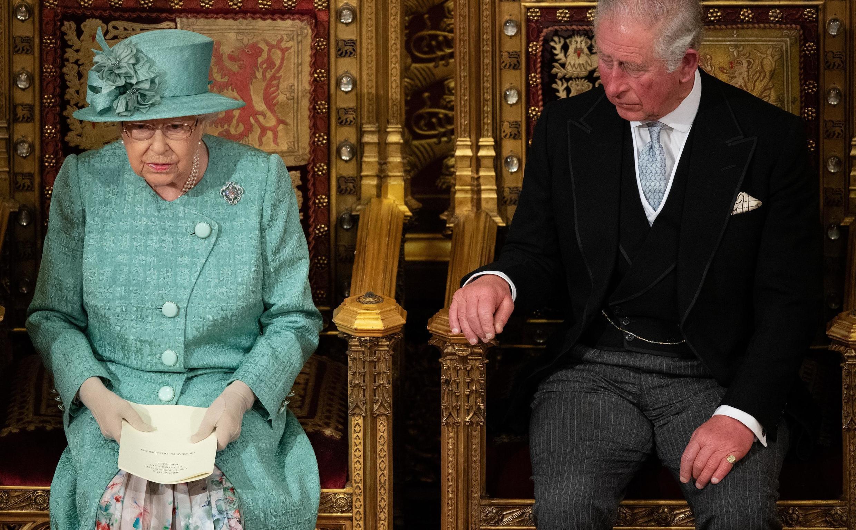 A rainha Elizabeth II e o príncipe Charles pediram mais ações da parte da comunidade internacional em favor de causas ambientais (imagem de arquivo).
