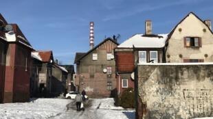 Pologne - Bytom - Silésie - chômage - ancienne ville minière