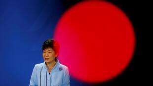 Tổng thống Hàn Quốc bị phế truất Park Geun Hye.