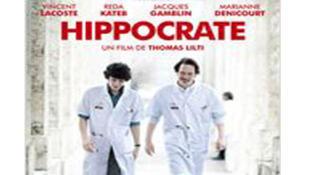 L'Affiche  du film « Hippocrate » de thomas Lilti.