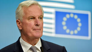 米歇爾·巴尼耶(Michel Barnier), 2017年5月22日。