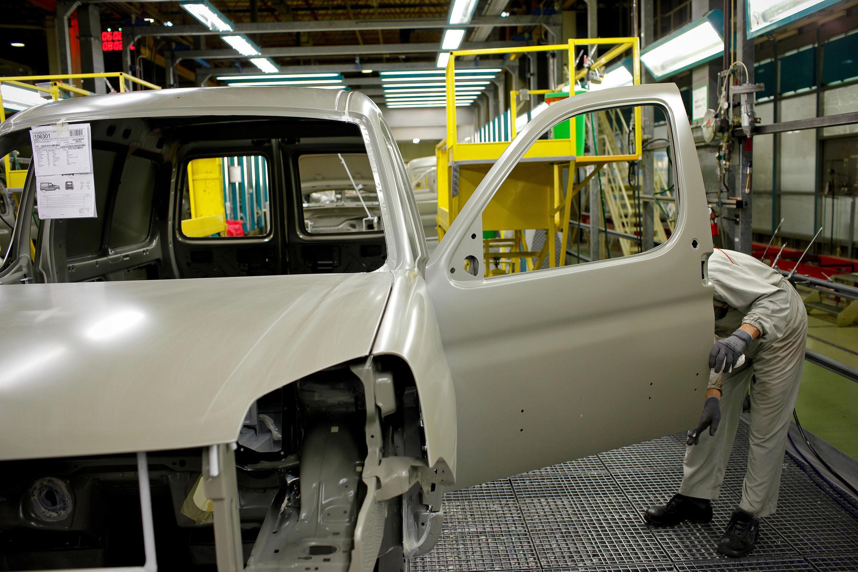 Indústria automotiva é um dos motores do crescimento na Turquia.