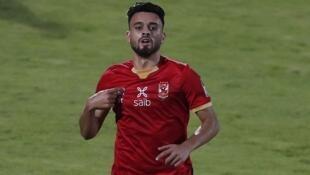 PHOTO Salah Mohsen Al Ahly SC - 15 mai 2021