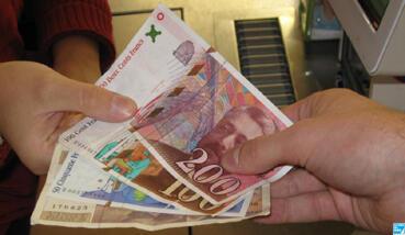 Los franceses tienen hasta el 17 de febrero de 2012 para cambiar sus viejos francos a euros.