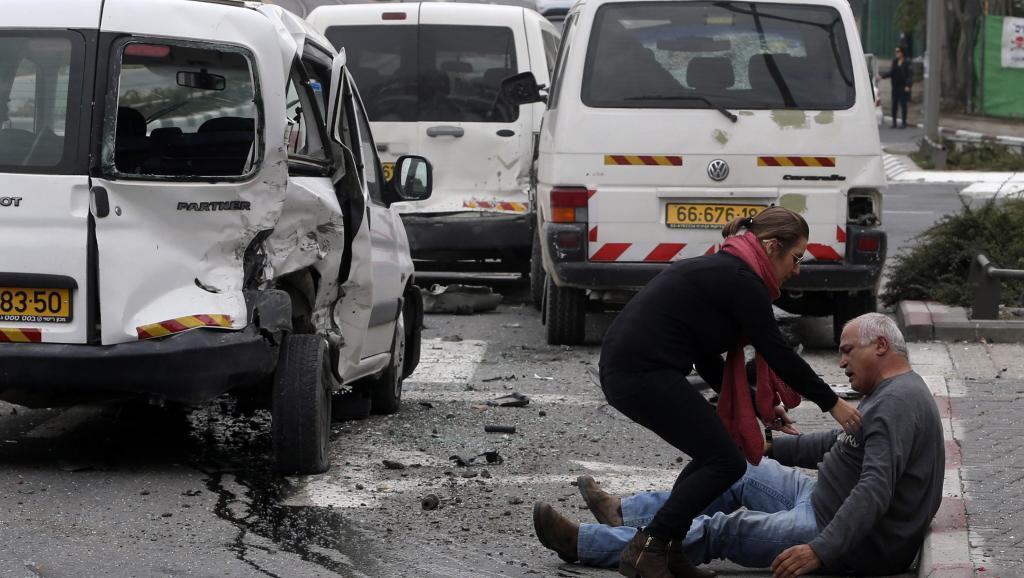 Mashambulizi kwa kutumia gari ni mbinu mpya ambayo imeanzishwa, kama ilivyotokea Jumatano Novemba 5 mwaka 2014 katika mji wa Jerusalem.