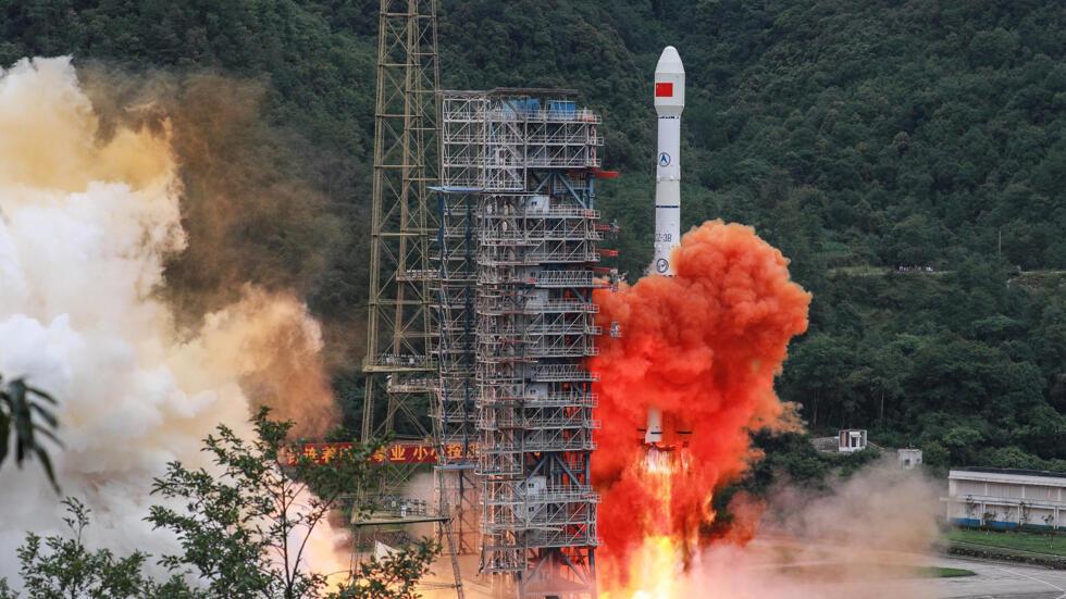 载有北斗3号卫星(中国北斗导航卫星系统的最后一颗卫星)的长征3B运载火箭从2020年6月23日从中国四川省西昌卫星发射中心起飞。