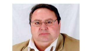 Politologue et colonel à la retraite algérien Mohamed Chafik Mesbah.