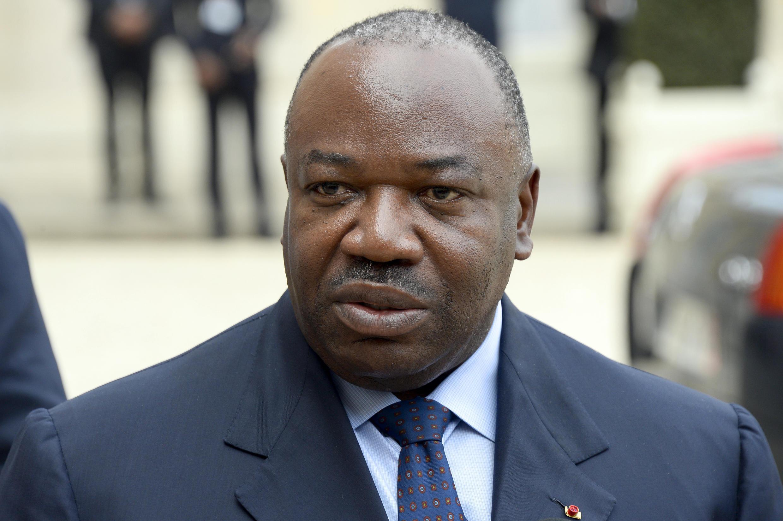 Ali Bongo Ondimba (ici à l'Elysée en avril 2014).