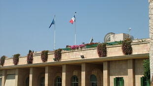 The French consulate in Jerusalem