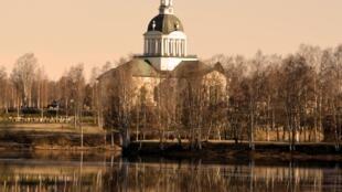 Suède - Laponie- Skelleftea -skelleftea-2326643