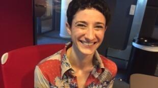 Claire Ducournau.