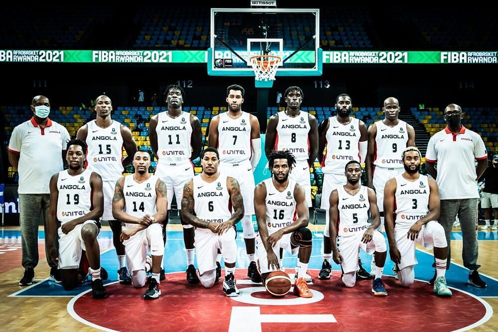 Angola - Desporto - Basquetebol - Basket - Angolanos - Afrobasket - CAN