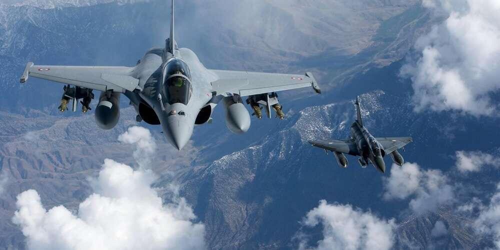 2020-10-06 france military rafale fighter jet