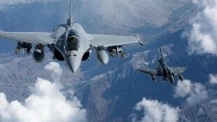 2020-10-06 france military rafale fighter jet