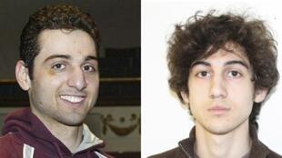 Grâce aux indications de «Danny», la police a rapidemment identifié les deux frères Tsarnaev, Tamerlan et Dzhokhar.