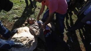 Ministro palestino Ziad Abu Ein foi morto na Palestina por soldados israelenses