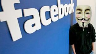 Anonymous y su 'Operación Facebook'