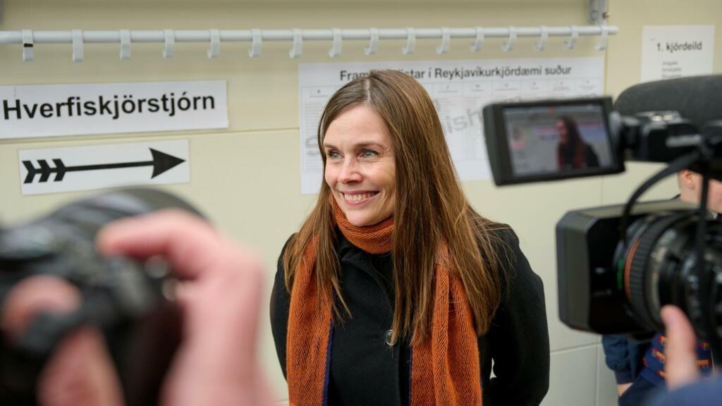 L'Islande première nation en Europe à se doter d'un Parlement majoritairement féminin