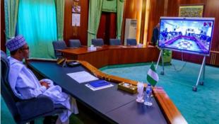 Shugabannin kasashen ECOWAS sun gudanar da taron ne ta kafar bidiyo