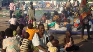 Maelfu ya wakimbizi wa Sudan Kusini ambao wameendelea kukimbia nchi yao