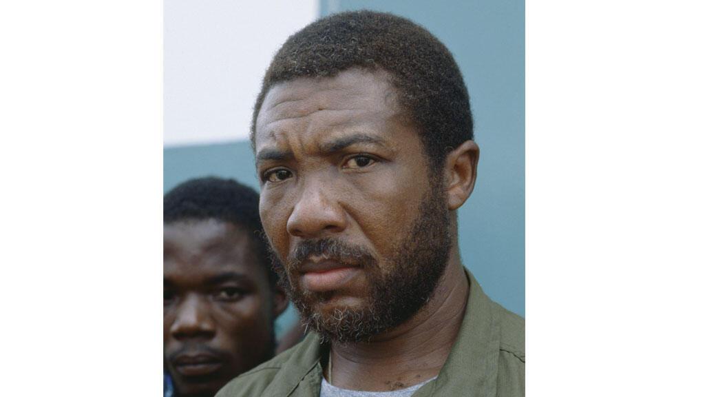 Tsohon Shugaban Liberia Charles Taylor.
