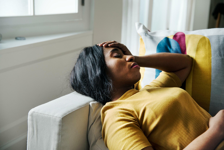 migraine fatigue maux de tête douleur fièvre