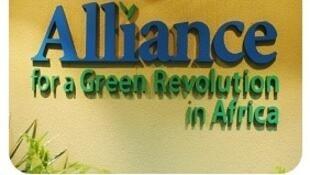 Logo de l'AGRA, l'Alliance pour une révolution verte en Afrique.