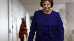 A presidenta da Comissão de Inteligência, Dianne Feinstein, poderá levar parte do relatório para a Casa Branca