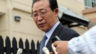 Thứ trưởng thứ nhất bộ Ngoại giao Bắc Triều Tiên Kim Kye Gwan