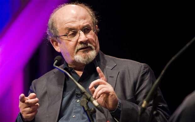 سلمان رشدی، نویسنده بریتانیایی هندی تبار 