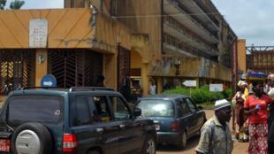 L'hôpital Donka, à Conakry.