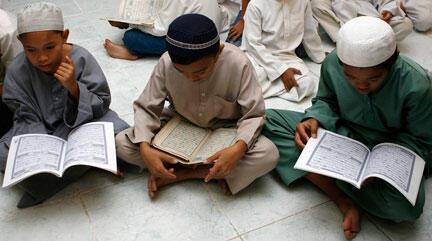 Désormais, les enfants musulmans de Rhénanie-du-Nord-Westphalie étudieront l'islam à l'école.