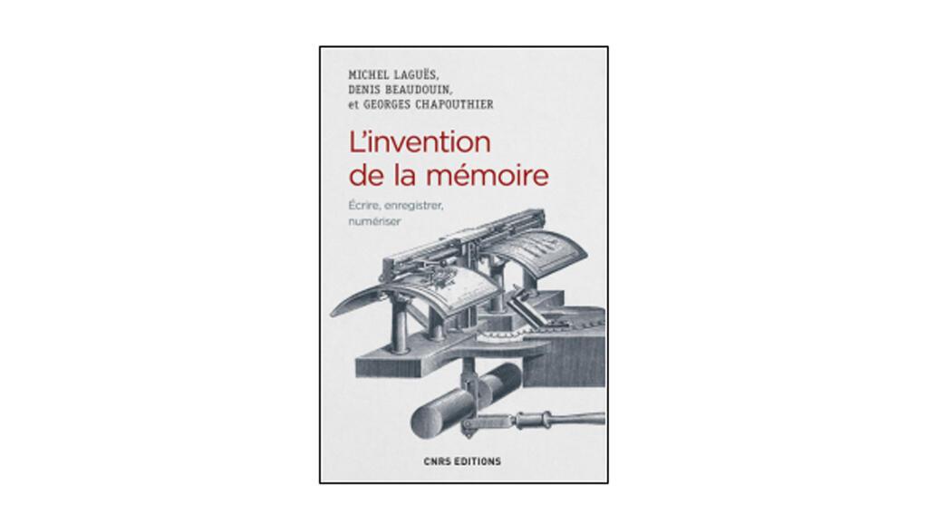 Couverture du livre «L'invention de la mémoire».