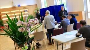 انتخابات ریاست جمهوری فرانسه تحت تدابیر شدید امنیتی آغاز شد