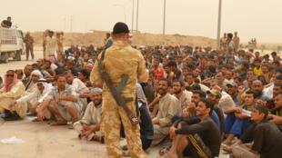 Civis  em  Falludja. 19 de Junho 2016