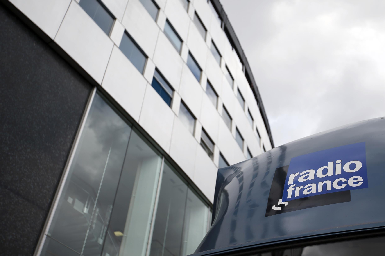 La Maison de la Radio, dans le XVIe arrondissement à Paris, héberge les stations du service public.