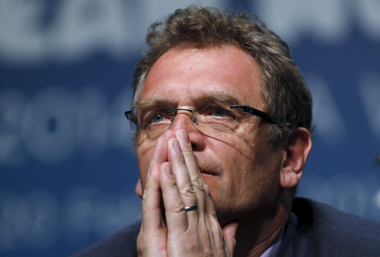 Jérôme Valcke pode estar envolvido em um esquema de venda ilegal de milhares de ingressos da Copa do Mundo de 2014.