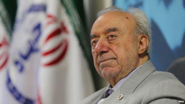 اسدالله عسگر اولادی رئیس کمیسیون صادرات اتاق بازرگانی ایران