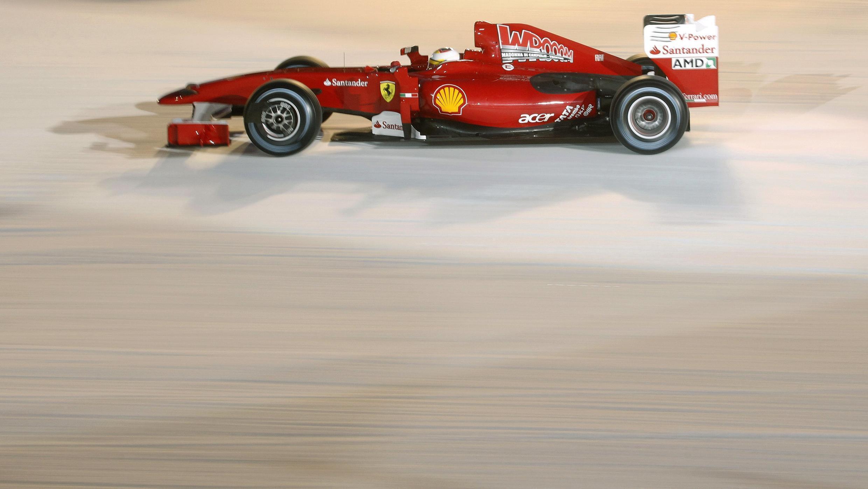 Novo carro da temporada 2011 do Mundial da Fórmula 1.
