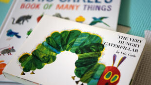 'The Very Hungry Caterpillar' author Eric Carle said he attributes the success of his book to children needing 'hope'
