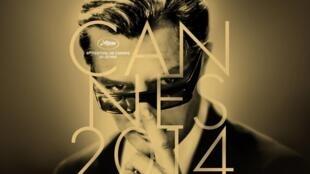 Le 67e Festival de Cannes se déroule entre le 14 et 25 mai 2014. Sur l'affiche officielle figure l'acteur Marcello Mastroianni dans un film de Frederico Fellini, «Huit et demi», présenté en sélection officielle en 1963.