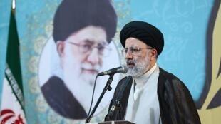 ابراهیم رئیسی، رئیس قوۀ قضائیه جمهوری اسلامی ایران