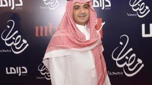 """شیخ ولید ابراهیم، سرمایهگذار شبکه تلویزیونی """"العرب"""" در منامه"""