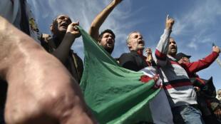 algerie hirak liberation tebboune