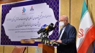 IRAN/ Bijan Zanguéneh