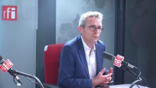 Stéphane Troussel sur RFI le 26 juillet 2019.