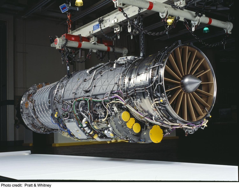美國的F135型航空發動機
