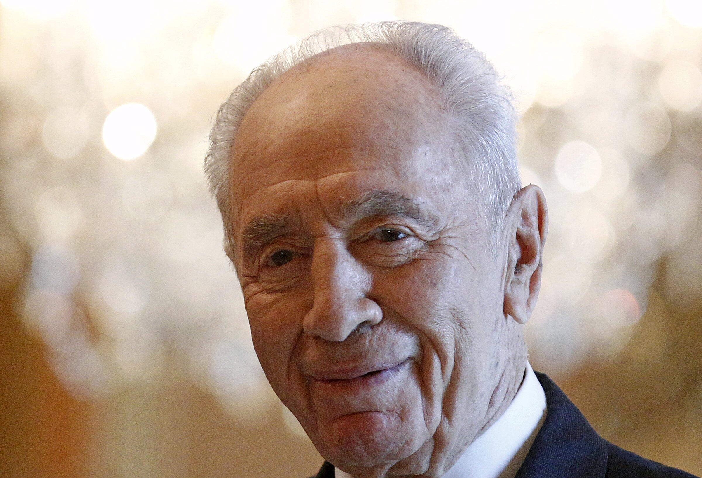 លោក Shimon Peres